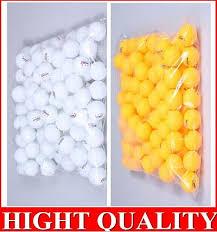 Ping Pong Table Cheap Regail 3 Star 40mm Table Tennis Balls Ping Pong Balls Orange White