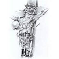inri jesus tattoo design tattoos book 65 000 tattoos designs