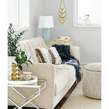 small space on a budget nate berkus for target a little leopard