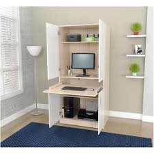Walmart Computer Desk With Hutch by Armoire Terrific Computer Desk Armoire Furniture For Maximaze