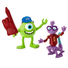 imaginext disney u2022pixar monsters university mike u0026 randy x3185