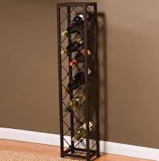 black wine rack tower home design ideas
