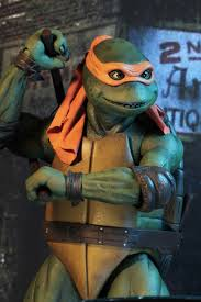teenage mutant ninja turtles 1990 michelangelo 1 4 scale