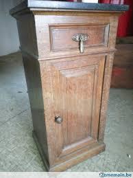 le de chevet ancienne table de nuit chevet ancienne chene a vendre 2ememain be
