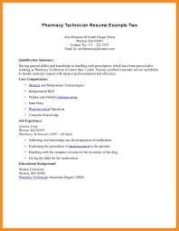 Pharmacy Technician Sample Resume by Pharmacy Technician Resume Sample Free Resume Example And
