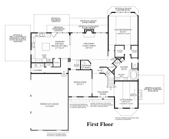 waterford residence floor plan greenville overlook the waterford home design