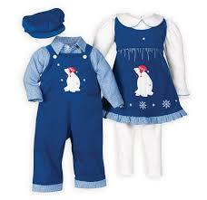 matching usa made polar bears motif