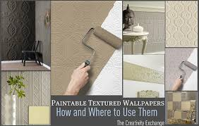love the textured wallpaper ceiling dine me pinterest tutorial for how and where to use paintable textured wallpaper