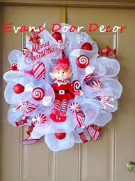 690 best deco mesh wreaths bows wih some how to images on