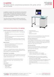 evoprime schwarzer cardiotek pdf catalogue technical