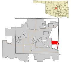 Oklahoma Zip Code Map Harrah Oklahoma Wikipedia