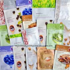 top sheet brands mj in the sky with glitter asian skincare face sheet masks