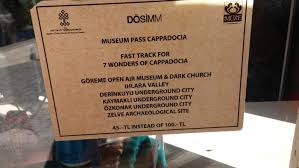 museum pass cards for foreign travelers in turkey turkish