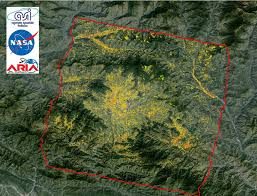 Maps Nepal by Nasa Damage Maps Critical To Nepal Earthquake Response Industry Tap