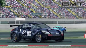 nissan 350z race car nissan 350z for gtr2 released