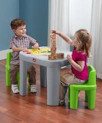 step2 table and chairs green and tan bright n bold table chairs set tables bold and chairs