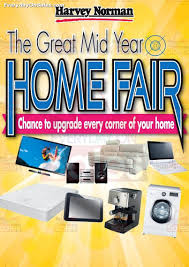 harvey norman furniture u0026 electrical home fair everydayonsales com