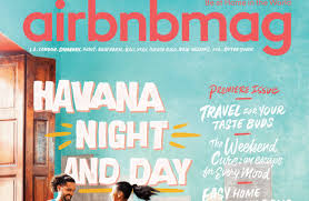 hearst magazine customer service airbnb teams with hearst on magazine guided by travel site u0027s data