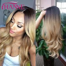 barrel curl hairpieces 12 best synthetic ombre wig images on pinterest blonde