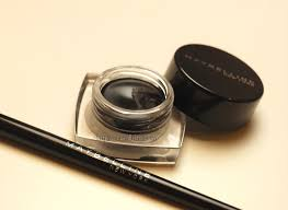 Maybelline Gel Eyeliner Review maybelline eyestudio lasting drama gel eyeliner new 36 hr formula