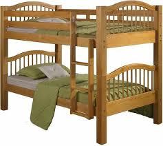 Convertible Bunk Beds Linon 5800nn22 B Kd Convertible Bunk Bed Pine