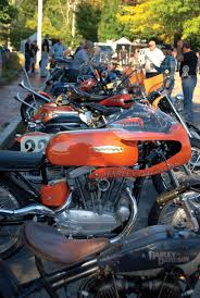 4th annual vintage motorcycle show cape cod life