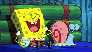 cutest gary moments spongebob spongebuddy mania forums