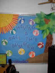 Home Decor On Summer Images About Summer Door Decorations On Pinterest Bulletin Boards