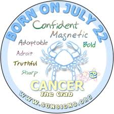 cancer colors zodiac july 22 birthday horoscope personality sun signs