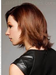 layered flip hairstyles 43 super cute medium haircuts and hairstyles