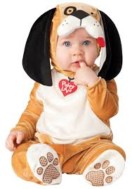 Newborn Baby Costumes Halloween Infant Puppy Love Costume