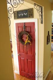 upgrade your interior doors with paint such a beautiful and