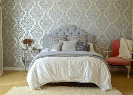 glam silver and white teen bedroom makeover rachel teodoro