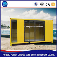 shipping container homes for winter prefab house steel container