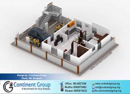 Home Design Plans Ground Floor 3d by Home Design D Bhk Project Gallery Building Elevation Floor Plan