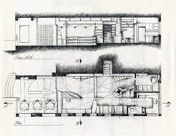 plan rendering by philip bean architecture presentation