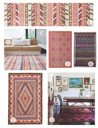 crazy good design a love affair with kilim rugs