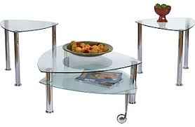 Living Room Table Sets Piece Piece Glass Etc - Living room table set