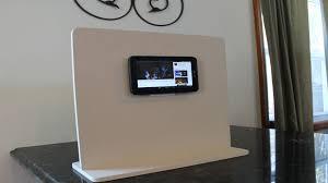 Ipad In Wall Mount Docking Station How To Wall Mount An Apple Ipad Samsung Galaxy Tablet Using