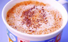 Salep Hd wallpaper coffee foam glass cinnamon flavor hd picture image
