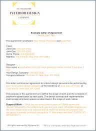 interior design services agreement design decor creative with