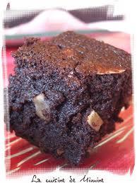 la recette de cuisine j ai enfin trouvé la recette de the brownie la cuisine de mimine