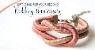 second year wedding anniversary second wedding anniversary present ideas southern