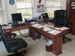 t shaped desk for home office u2014 all home ideas and decor
