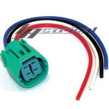alternator repair plug harness 4 wire pigtail connector for honda