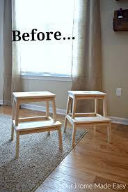 bekvam step stool easy ikea bekvam stool hack our home made easy