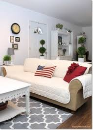 White Sofa Cover by Another Great Find On Zulily Chic Home Melinda Box Quilted Quick