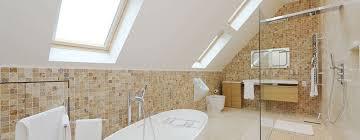 Bathroom In Loft Conversion Installing A Loft Conversion Bathroom Bella Bathrooms Blog