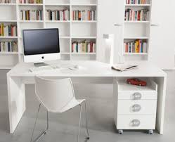 table awesome white office table 87 about remodel interior decor