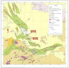 Chad Map Searching For Oil In The Chad Basin A Fool U0027s Errand